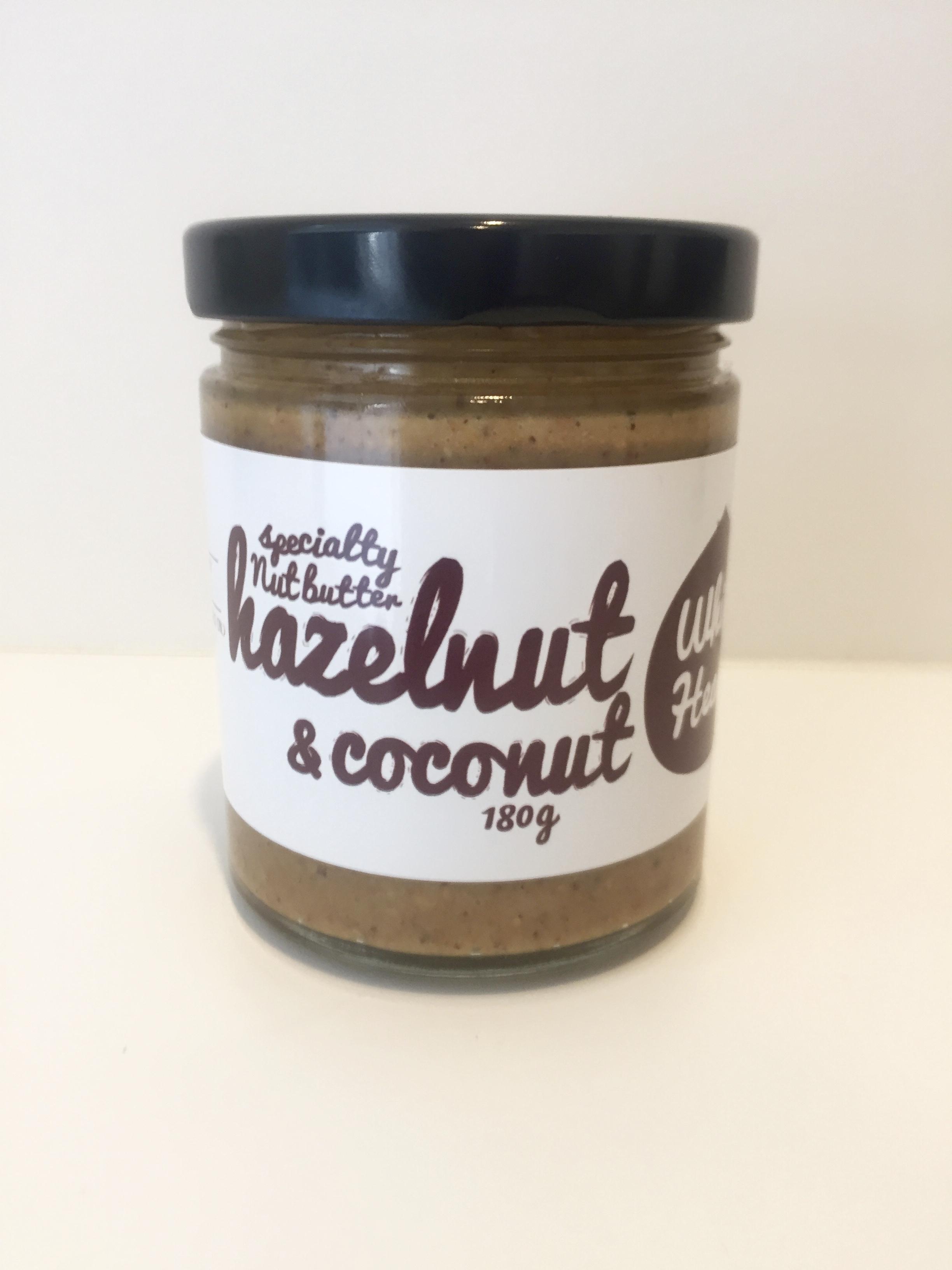 HAZELNUT + COCONUT