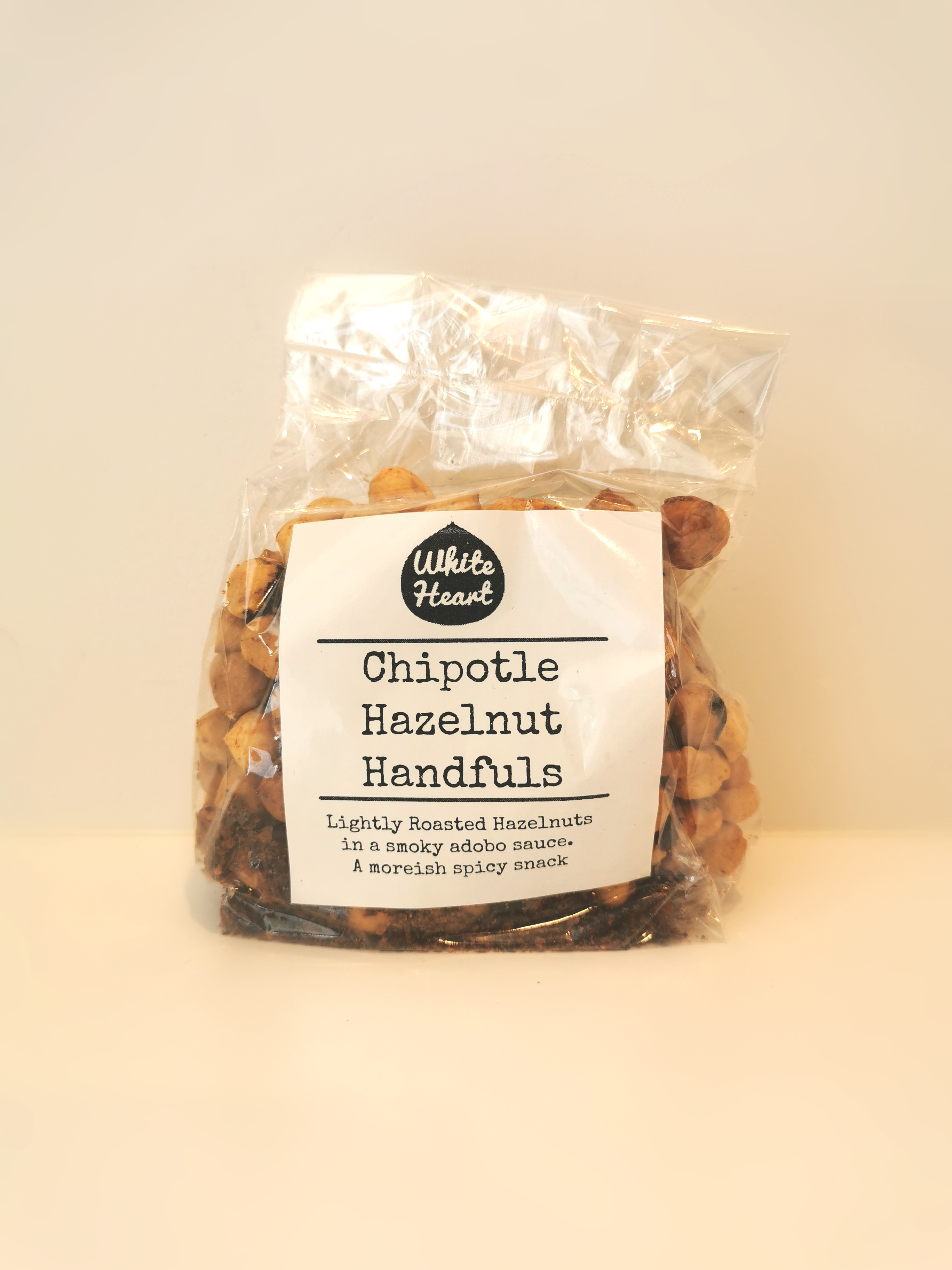 CHIPOTLE HAZELNUT HANDFULS