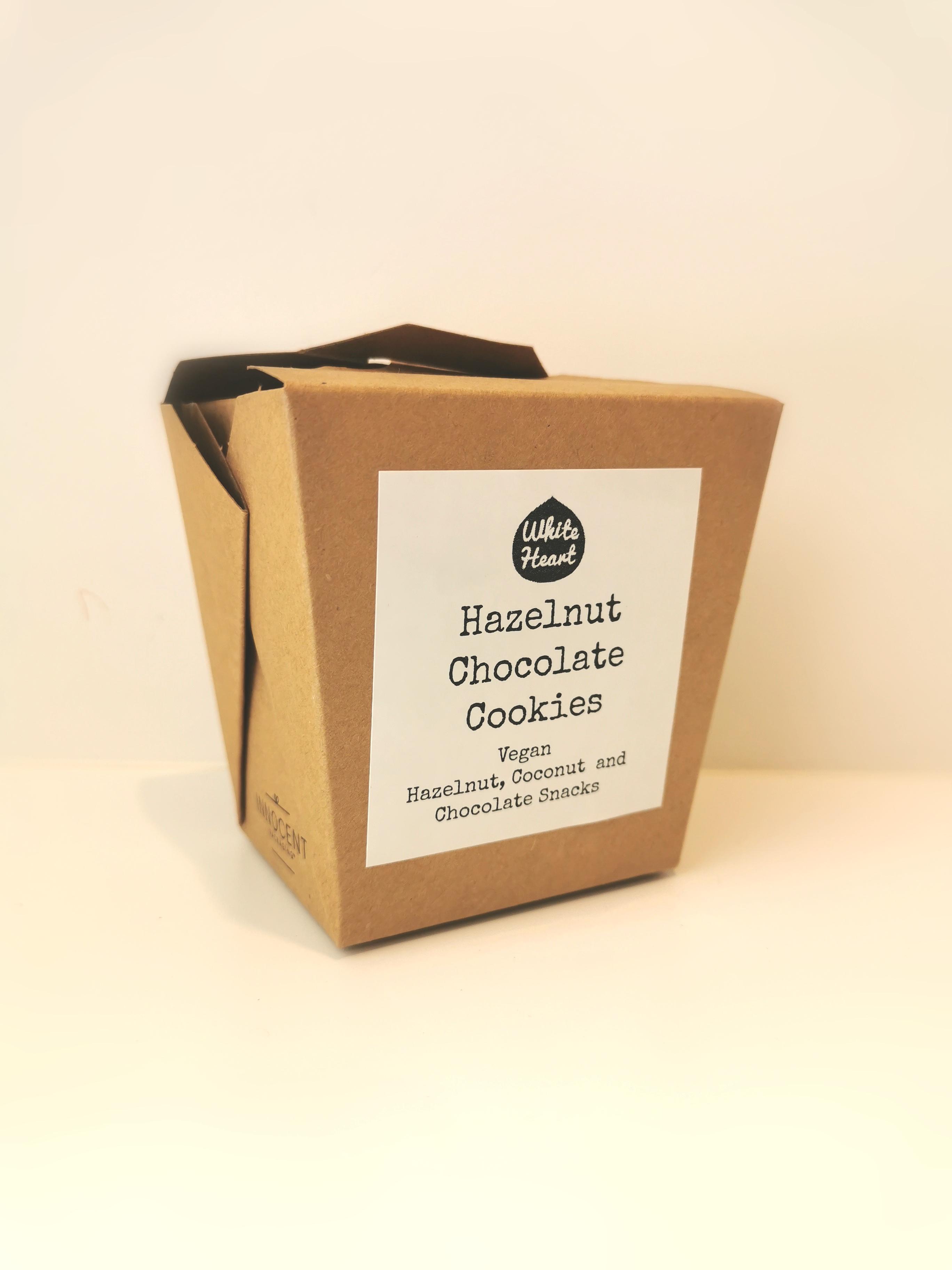 HAZELNUT CHOCOLATE COOKIES